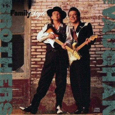 ##藍調 全新進口CD The Vaughan Brothers – Family Style