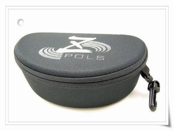 Z-POLS原廠精緻款!頂級掛鉤型運動型收納盒,大小眼鏡都可輕易收納唷!含運