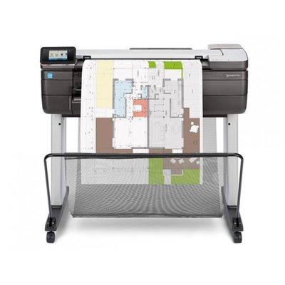【葳狄線上GO】HP DesignJet T830 Multifunction 24吋4色多功能複合繪圖機(F9A28A