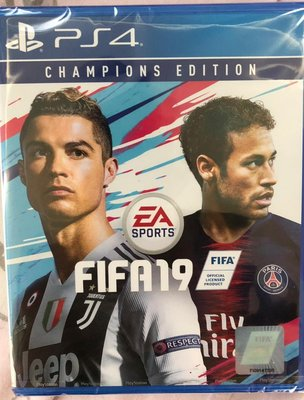 PS4 FIFA 19 冠軍版