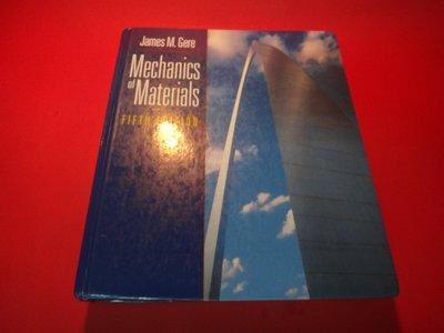 【愛悅二手書坊 09-07】Mechanics of Materials