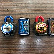 幪面超人 鎧武 DX 金&銀 蘋果 lock seed Kamen Rider Gaim