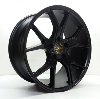 全新鋁圈 wheel EP59783 16吋鋁圈 4孔100 4孔114.3 5孔114.3 平光黑 另有17吋
