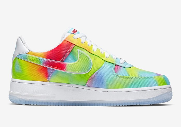 【紐約范特西】預購 NIKE Air Force 1 Low Tie Dye Chicago CK0838-100