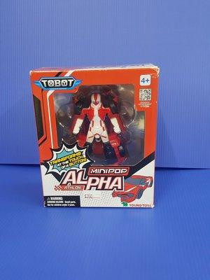 現貨 Tobot 迷你機器戰士mini ALPHA ENG $310 中興精品
