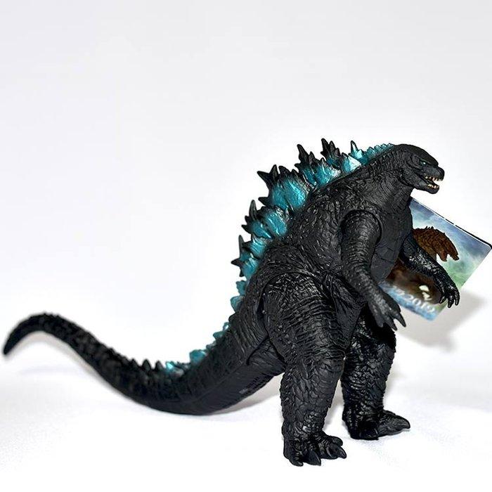 哥吉拉 酷斯拉 Godzilla 2019 軟膠 日本帶回 BANDAI