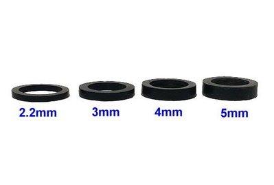 老頑童雜貨鋪~21mm橡膠墊片,適用水龍頭起泡器、淨水器、分水器、共有四種厚度