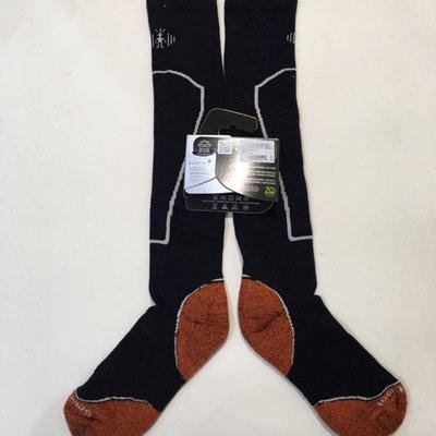 現貨男款L號 羊毛含量67趴 SmartWool PhD Ski Light Socks 滑雪保暖長襪/美麗諾羊毛襪