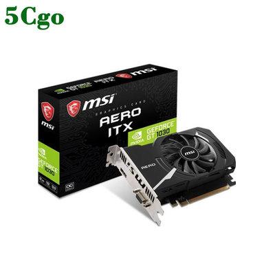 5Cgo【含稅】MSI微星GT 1030 AERO ITX 2G顯存辦公電腦遊戲獨立顯示卡586186396992