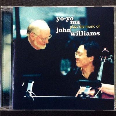 Yo-Yo Ma馬友友/John Williams約翰威廉士大提琴協奏曲 2002年SONY唱片