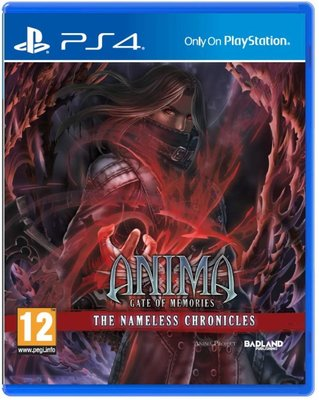 全新未拆 PS4 阿尼瑪 回憶之門 無名之史 初回限定版 -英文版- Anima Nameless