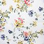 【古物箱~霹靂膠囊】英國 HARDY AMIES 哈迪愛馬仕 英式 紳士 時尚 古典 碎花 領巾(二手 古著 老件)