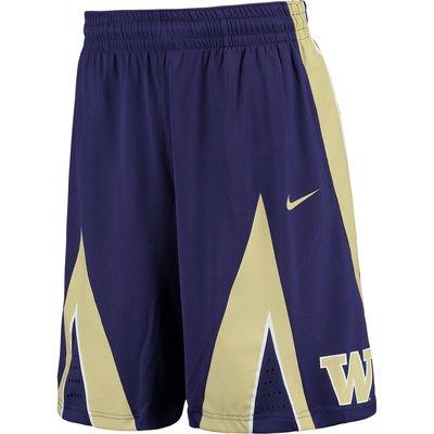 NCAA 華盛頓大學西雅圖分校籃球球褲 Washington Huskies 美國大學 超熱血