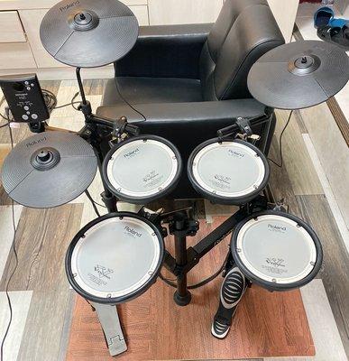 帝兒音樂 二手 電子鼓 Roland TD-1KPX 快速收納 可折疊 極新 全網狀鼓皮 爵士鼓