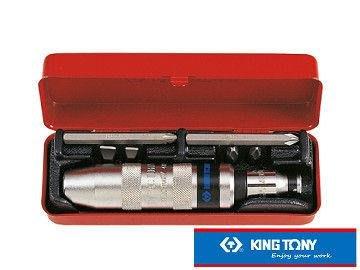 """㊣宇慶S舖㊣ 可刷卡免運費 KING TONY 專業級工具 8件式 1/2""""DR. 衝擊起子組 KT4108FR"""