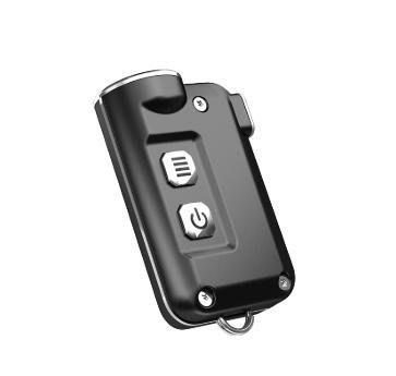 NITECORE TINI 迷你金屬鑰匙燈 小型手電筒 鋰電池鑰匙燈/380流明 USB迷你超高亮度 鑰匙扣 充電手電筒