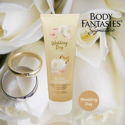 【Body Fantasies身體幻想】幸福花嫁 香水身體乳液 207m