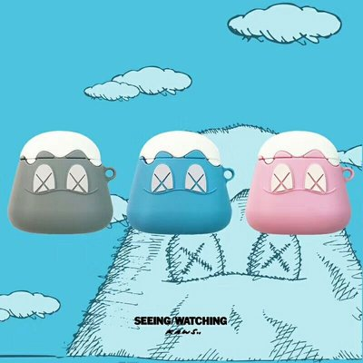 KAWS富士山Airpods case