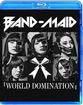 BAND-MAID – World Domination 2018 演唱會 (藍光BD25G)@XI31227