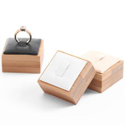 hello小店-天然竹木戒指座托子珠寶戒指陳列道具首飾飾品展示架#飾品架#展示道具#