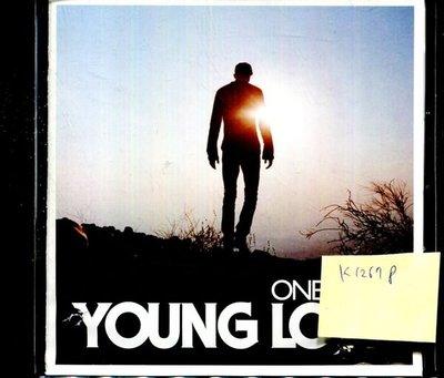 *真音樂* YOUNG LOVE / ONE OF US 二手 K12678 (封面底破.CD有缺口不影響讀取)(下標賣)