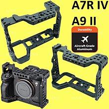 全新 Sony 索尼 A9 II A7R IV Rig Cage 鋁合金 套籠 兔籠 可拆取電池