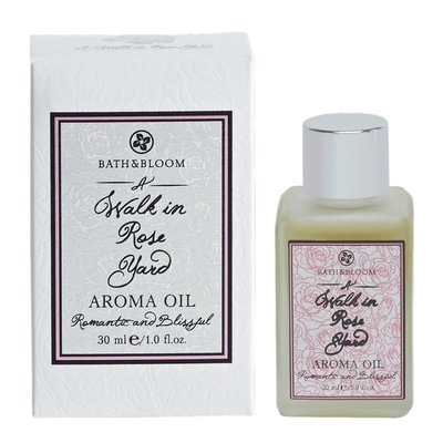 【Bath Bloom】漫步玫瑰園香氛油30ml~第一便宜!
