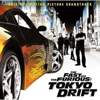 [永恆音樂網]全新The Fast and the Furious: Tokyo Drift 玩命關頭: 東京甩尾電影原聲帶