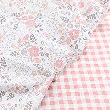 布料 拼布 布飾 2.35米寬幅印花布和風花小碎花面料家紡被套床單枕套純棉斜紋布料 服裝面料 居家布料 手工DIY布料