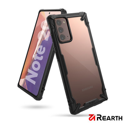 Rearth 三星 Galaxy Note 20 Ultra (Ringke Fusion X) 抗震保護殼