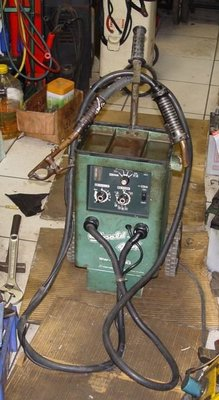 日本中古板金點焊機SW-5200
