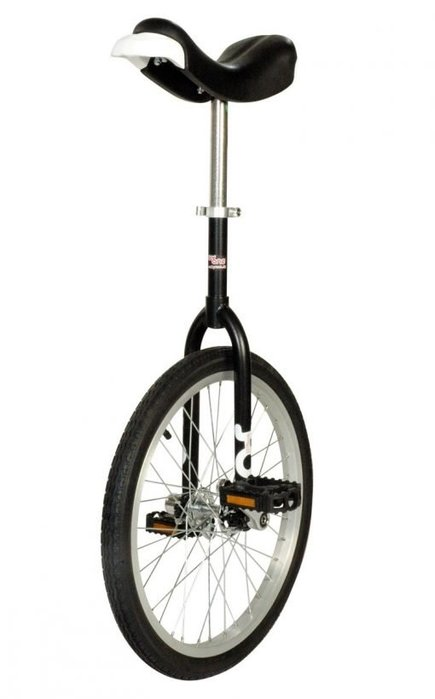 OnlyOne unicycle 406 mm (20″) black