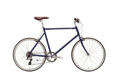 [Spun Shop] Tokyobike CS 26 - 消光海軍藍 日本城市休閒自行車