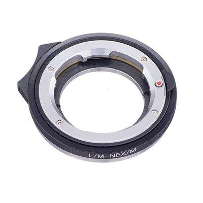 @佳鑫相機@(全新品)專業轉接環L(M)-NEX (近攝/月牙撥桿/高精黃銅)Leica M鏡頭接Sony FE/E機身