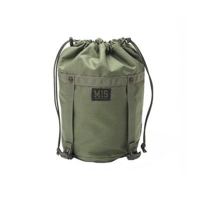 Freaky House-美國MIS軍事風高強度防潑水Compression Stuff Sack隨身小包軍綠色