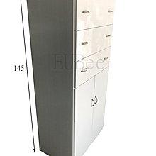【優彼塑鋼】獨家超高斗櫃款。2.1尺多功能斗櫃/開門抽屜櫃/多抽屜/收納櫃/防白蟻家具/南亞塑鋼家具(CD1-3)