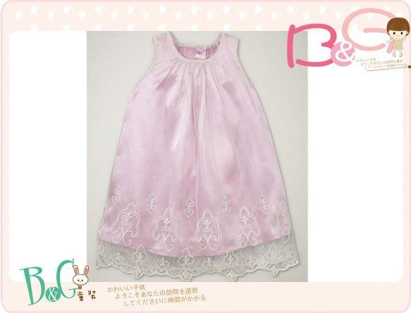 【B& G童裝】正品美國進口GAP 外罩網紗粉紫色背心裙12-18-24mos