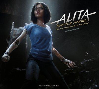 毛毛小舖--艾莉塔:戰鬥天使 電影美術設定集 精裝版 Alita: Battle Angel