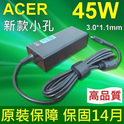 ACER 宏碁 高品質 45W 細頭 變壓器Travelmate TMP236 MS2392 TMP236-M-547R 台中市