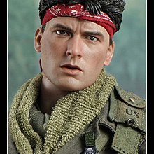 HOT TOYS Hottoys 1/6 PLATOON MMS135 PRIVATE FIRST CLASS CHRIS TAYLOR