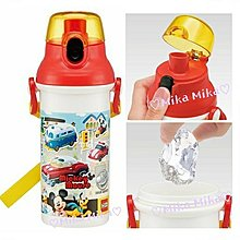 ☆Mika☆ 日本正版 迪士尼 多美小車 日本製 冷水壺 水壺 480ml 490含運-
