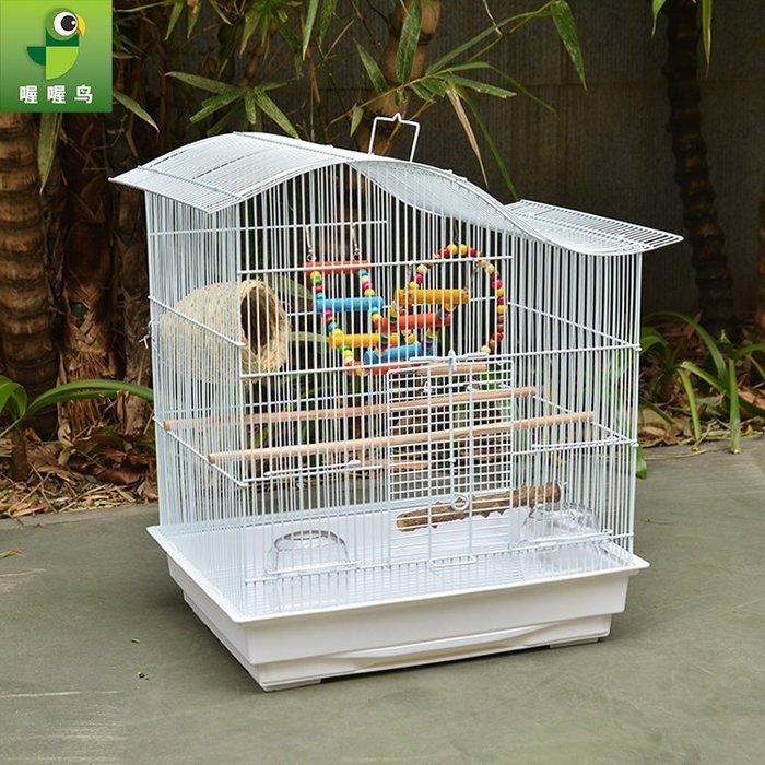 豪華大型鳥籠 八哥籠 大號金屬鷯哥繁殖籠
