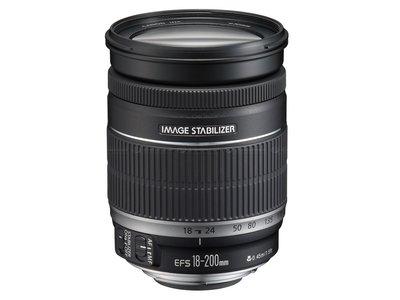 九晴天   租鏡頭相機 出租~ Canon EF-S 18-200mm F3.5-5.6 IS USM