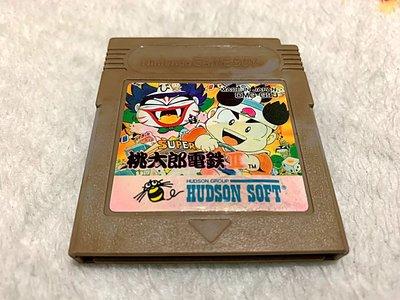 幸運小兔 GB遊戲 GB  Super 桃太郎電鐵 2 GameBoy GBC、GBA 適用 F2、D4、D6
