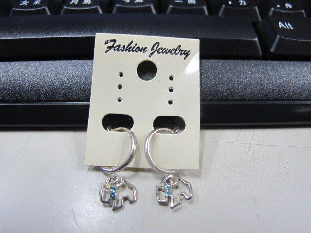 二手舖 NO.4550 時尚造型耳環 耳針 耳鉤 便宜賣 首飾飾品