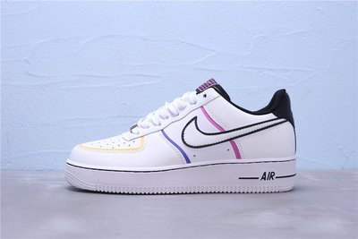 """Nike Air Force 1 Low """"Day of the Dead"""" 運動板鞋 男女鞋 CT1138-100"""