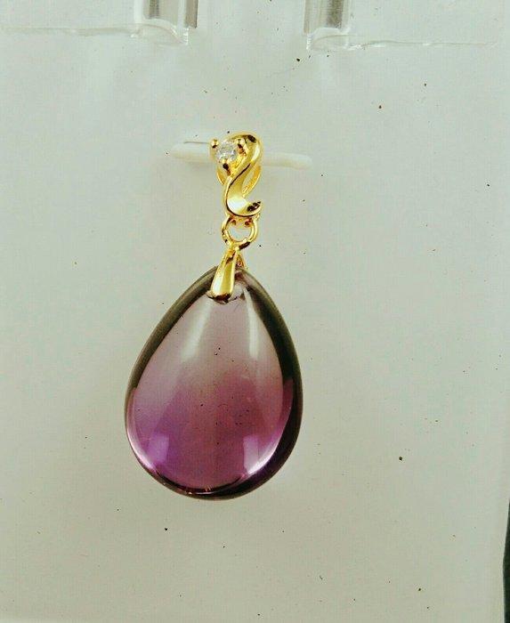 ~水晶花園~ 天然能量水晶 清透無瑕,嬌艷紫 紫水晶