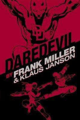 MARVEL超膽俠夜魔俠漫威漫畫Daredevil Frank Miller Klaus Jason