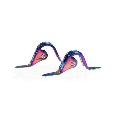 大西洋釣具 ALPS 316 五彩鍍鈦 滾輪珠 (1入)
