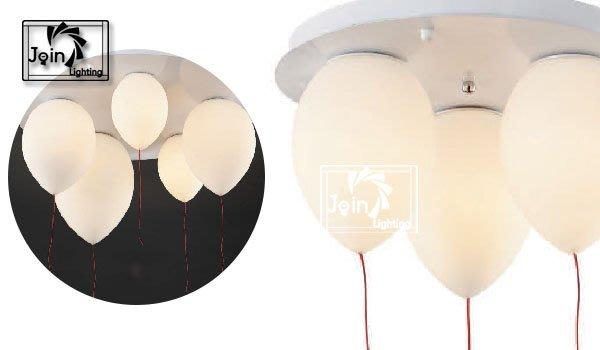 =橋式瘋設計= 玩心童趣氣球 吸頂燈[JL9-2431]